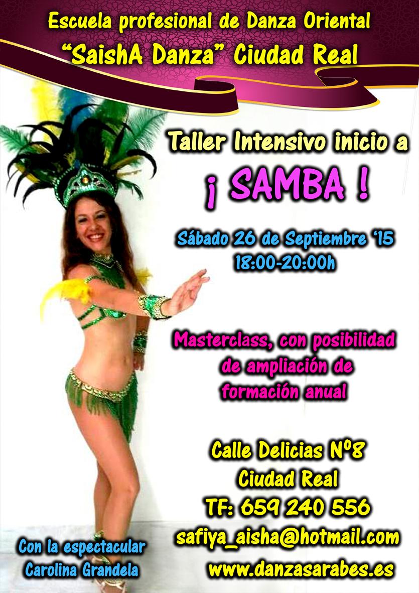 Samba pequeño
