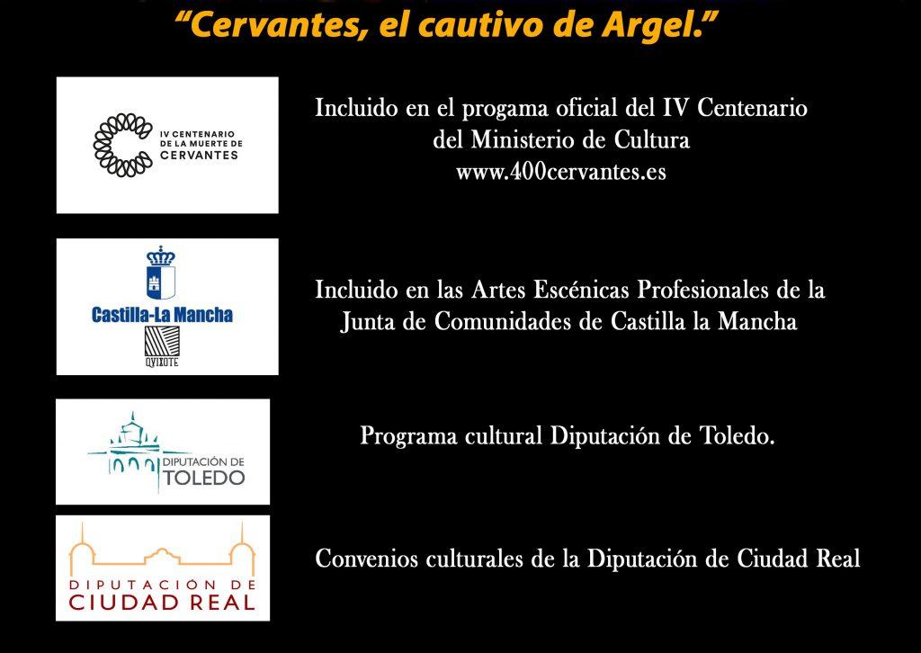 Espectáculo Cervantes, el cautivo de Argel